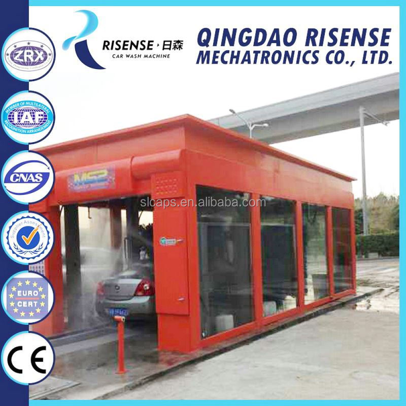 Fully Automatic Tunnel Car Washing Machine, good quality on best price