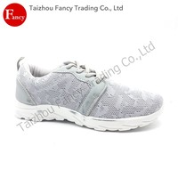 Widely Used Best Price Running Sport Standard Design Woman Shoes Big Size