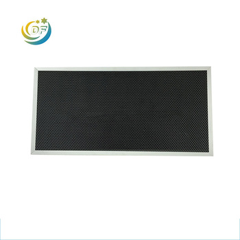 Air cleaner used photocatalytic filter for remove formaldehyde
