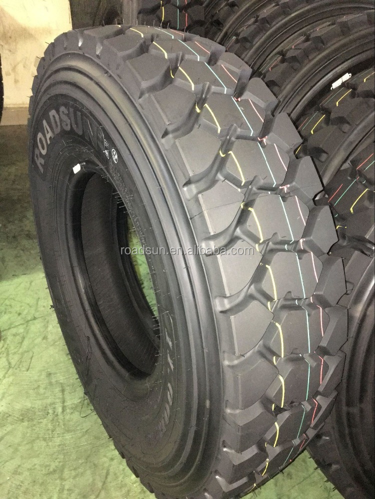 Hot sale tyre China Pattern 912 TRIANGLE brand Truck tire 11.00R20