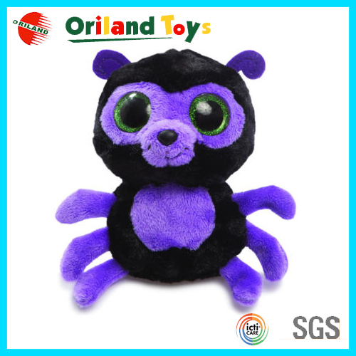 Children Safe Lovely ladybug stuffed toy