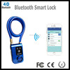 Electric Portable Keyless Flexional Bluetooth4.0 Door/Gate/Bike Padlock, Top Quality Smart Bluetooth4.0 Luggage/Gate Lock