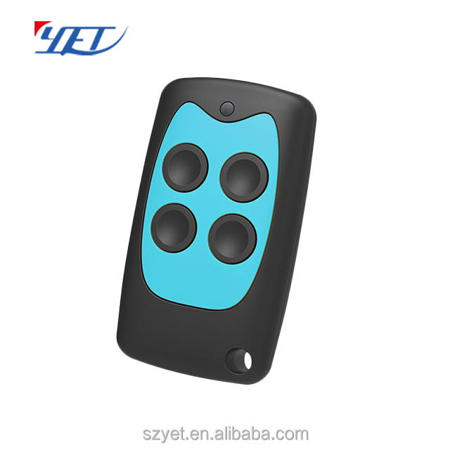 Fixed code learning code 433mhz wireless universal remote control rolling code for door