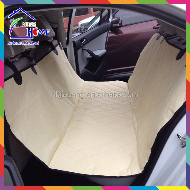 New fashion waterproof Dog Car Seat Cover