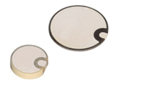 1.7MHZ Piezo Ceramic Disc for Ultrasonic Atomizer Transducer