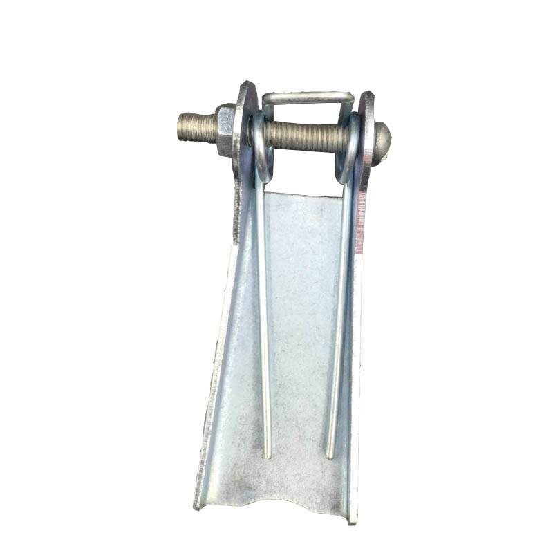 Electrical galvanized spring hook latches