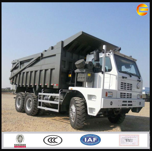 2014 new 70ton mining dump trucks cheap off-road dump truck for sale