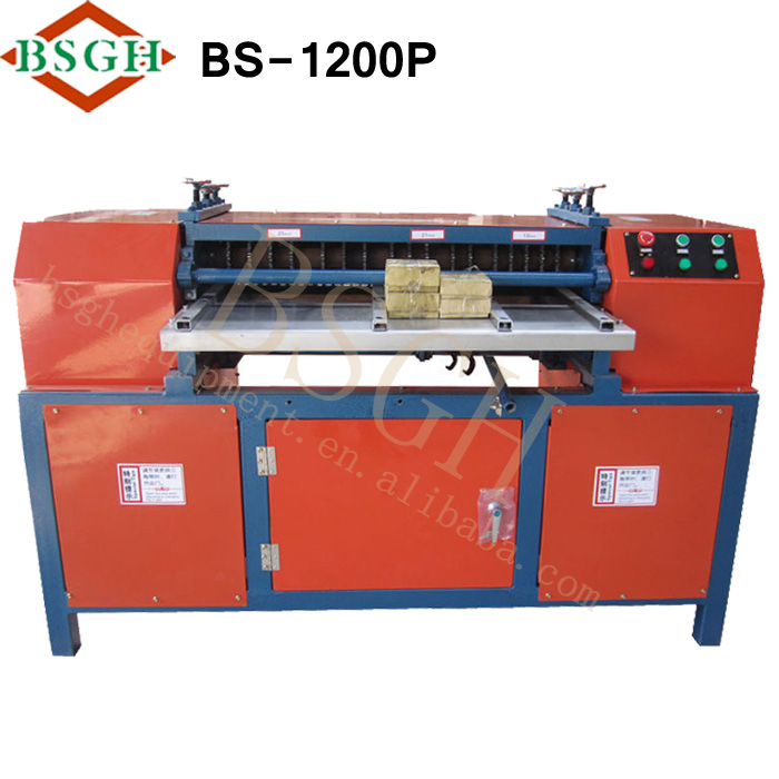 REDUCE LABOR COST! BS-1200P Aluminum Radiator Fins PC Radiator Panel Separator Machine