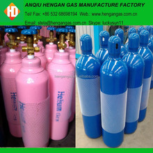 Industrial Gases Helium and Argon