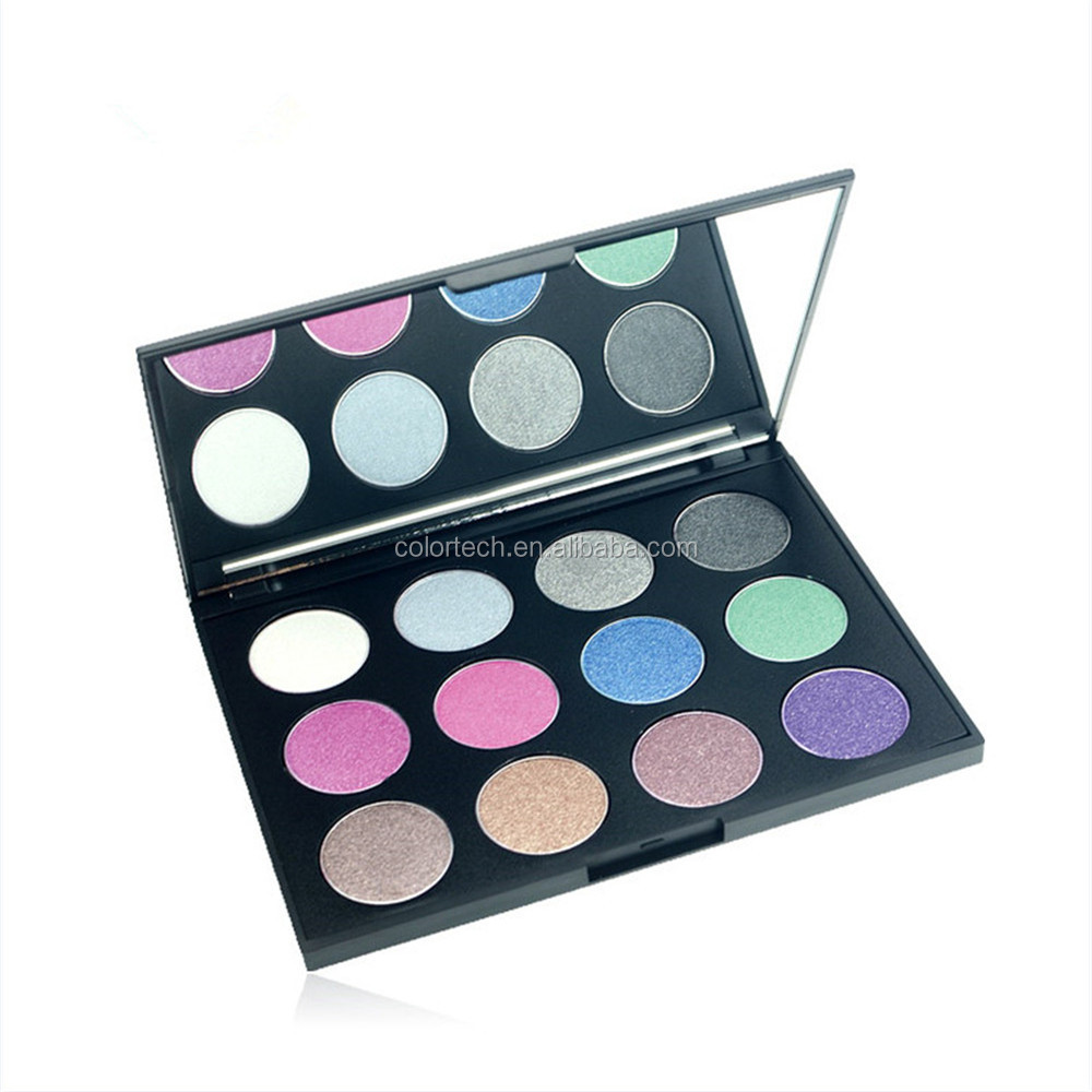 Wholesale korean cosmetics 12color eyeshadow palette make up eye shadow