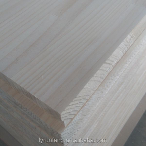 Best Price Pine Finger Joint Laminated Board Edge Glued Panel
