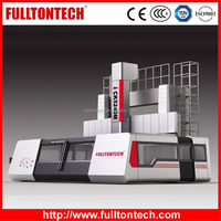 CK5240M CNC Heavy Vertical Machine Double Turret With Two Ram