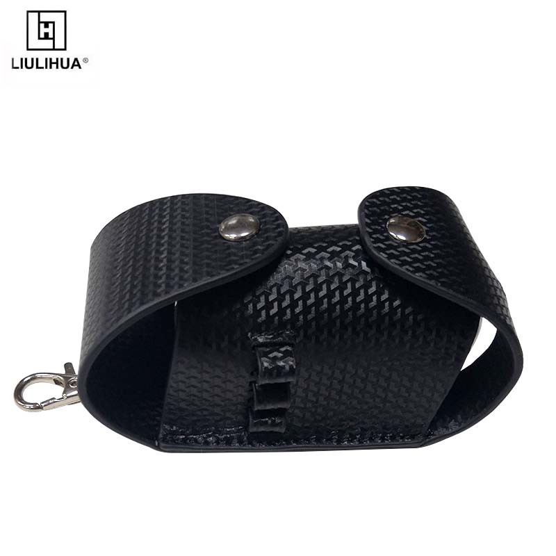 China factory custom golf bag Mini golf ball holder bag high quality pu leather golf ball bags