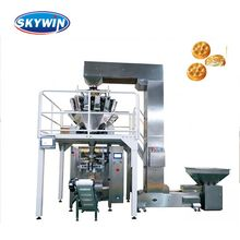 Full Stainless Steel with CE Certification Automatic Cookie/Biscuit/Wafer Biscuit Packaging Machine