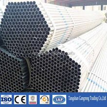 Asian tube hollow section mild steel pipe