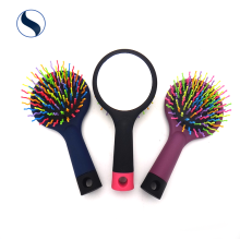 Factory Wholesale Price China Made self cleaning hair brush