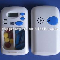Digital 99hours Pill Box Timer For