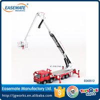 NEW 1:50 Scale Model Diecast Fire Engine Truck Aerial Rescue Ladder