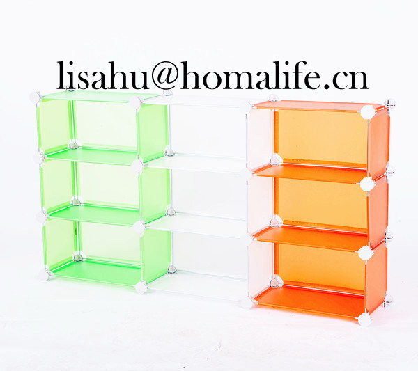 Delicate clear pp boots storage boxes with lid