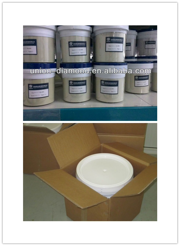 Super fine industrial synthetic diamond powder for grinding and polishing