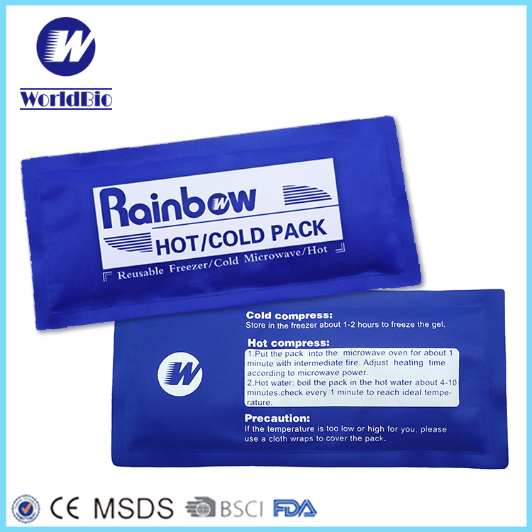 Health Medical Nylon HOT Cold Pack for Pain Relief