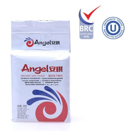 Angel yeast instant halal for bread, active dry yeast for bakery