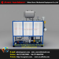 Reactor use 360KW Electric Thermal Oil Heater 500kg/h water vaporization