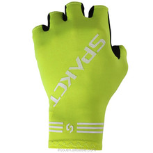 cheap unisex anti-vibration short finger cycling and sports gloves