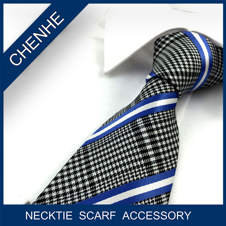 Customized hot sale 100 silk print necktie