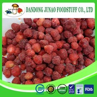 Wholesale iqf frozen fruit frozen strawberry