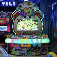 Guangzhou Newest Coin Operated Arcade/Lottery/Redemption/Racing/Shooting Game Machine For Kids/Adults