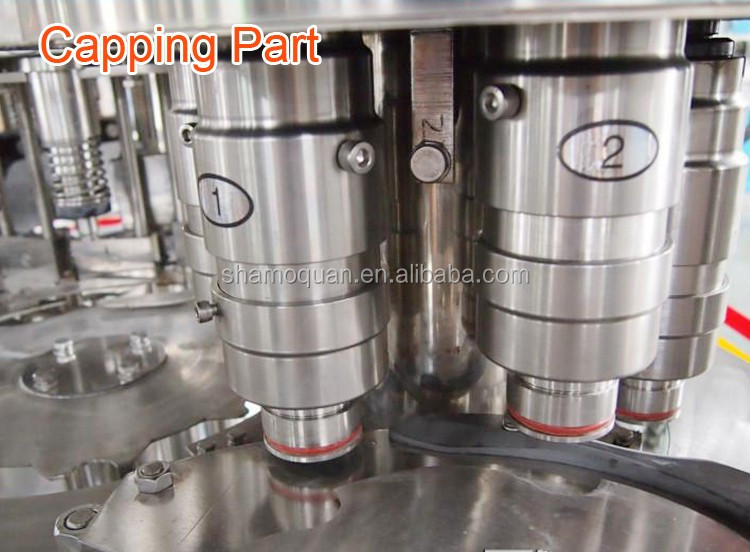 Factory price automatic mineral water plant bottle water filling machine drinking water bottling machine