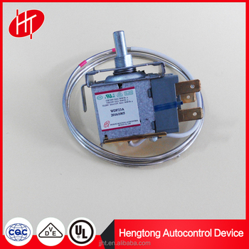 High quality cold/Temperature controller/ Capillary Thermostat for refrigerators/Freezers