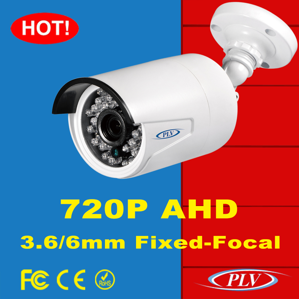 Top 1 Hot sale CCTV bullet AHD Camera Hospital Surveillance Camera 720P 1MP ir-iii bullet cctv camera