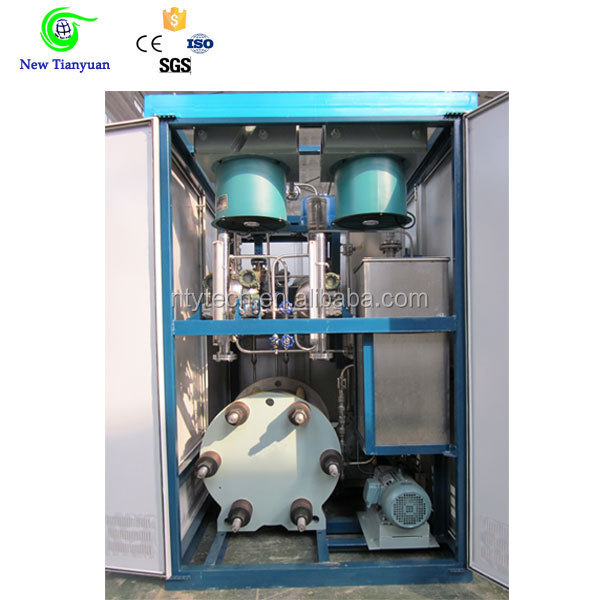 75m3/h Output Oxygen O2 Generation Plant for Chemical Engineering Industry