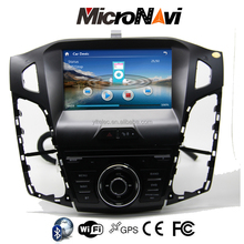 "MicroNavi 8"" car dvd gps navigation system for Ford Focus 2012 with gps reverse camera"