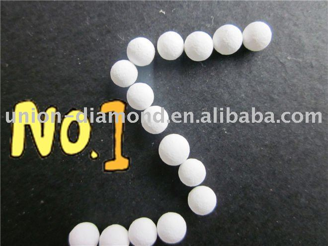 five nine high purity Alumina ball for growing sapphire crystal