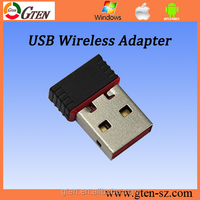 Realtek 8188cus 150Mbps USB Wireless Network Card 4g wifi usb adapter