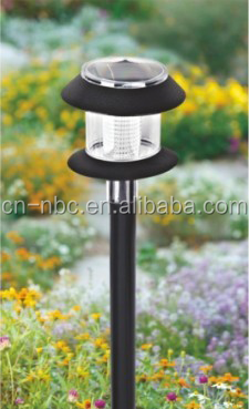 Wholesale New Inventions Street Solar Light with 1.2V Ni-MH 600mAh battery