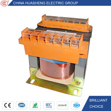 High Insulation Level Copper Winding Single Phase Step Down 300W 220V To 65V Transformer