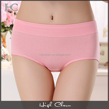 wholesale women ladies seamless nylon spandex period panties physiological panty menstrual panties