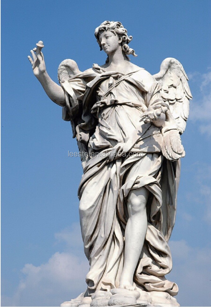 Marble Outdoor Sculpture the world is yours Statue for sale