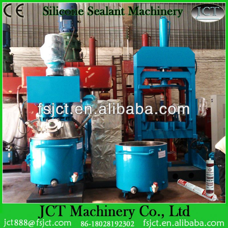 rubber sealant making machine
