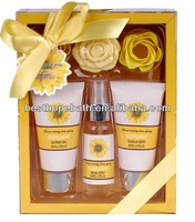 Romantic Bath and Body Fragrance Works Gift set