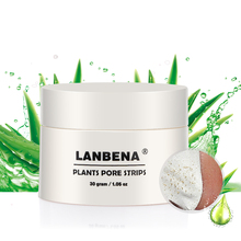 Beauty Product LANBENA Blackhead Face Mask Deep Cleansing purifying peel off the Black head Whitening Moisturizing Facial Masks