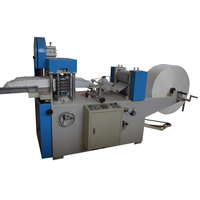 Processing Type Sanitary Napkin Tissue Paper Making Machine Price