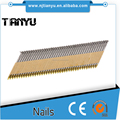 50-90mm Round Head framing paper strip naills