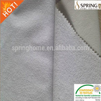 stretch breathable waterproof laminated terry fabric