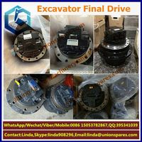 High quality EC240B excavator final drive EC290 EC290B EC360 EC360BLC swing motor travel motor reduction box for For Volvo