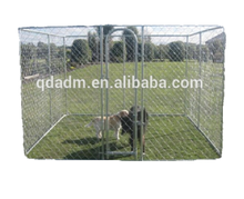 ADM Professional Dog Pet Customized Metal Kennel Cage With Many Sizes
